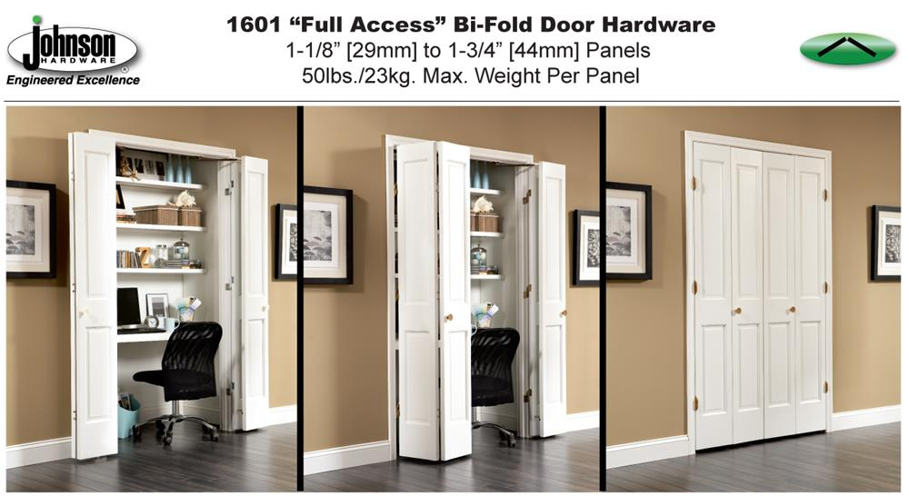 Ordinaire 1601 Series Bi Folding Door Hardware