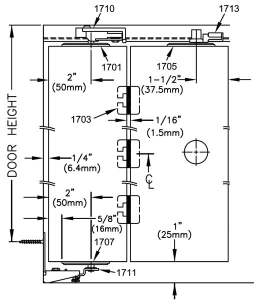2 Panel Component Location