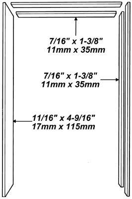 Merveilleux ... Picture Of 15103068 Paint Grade Pocket Door Jamb Kit