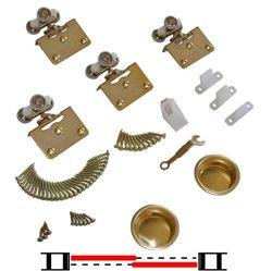 """Picture of 10311342 2-Door Part Set, 1-3/4"""" [44mm] Door"""