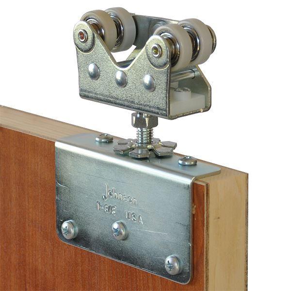 ... Picture of 2022 Side Mount 1-3/8  [35mm] Door Hanger  sc 1 st  Johnson Hardware & 2022 Side Mount 1-3/8