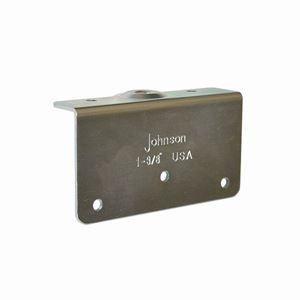 """Picture of 2042 Side Mount 1-3/8"""" [35mm] Door Hanger Plate"""