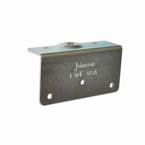 """Picture of 2043 Side Mount 1-3/4"""" [44mm] Door Hanger Plate"""