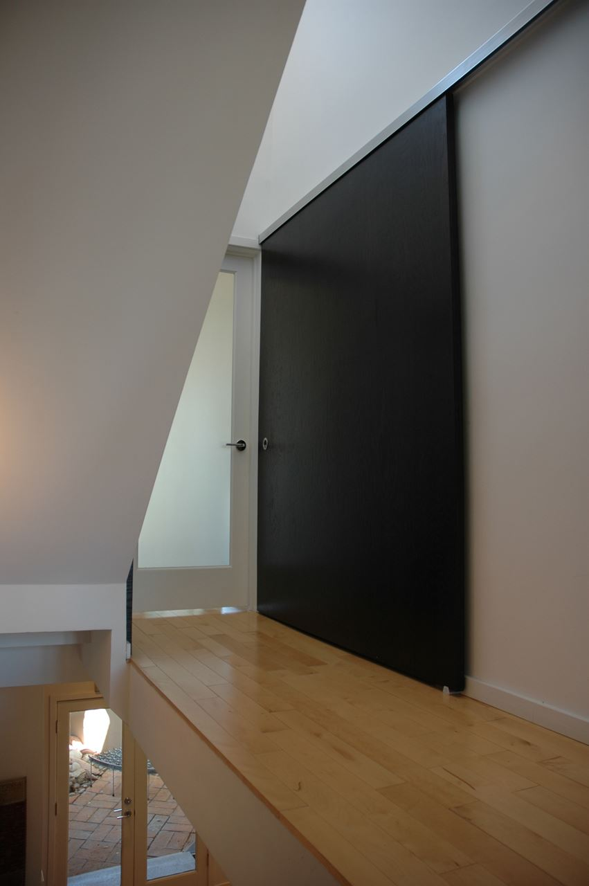 Hardware for wall mounted sliding door - Posted By Lance Enyart