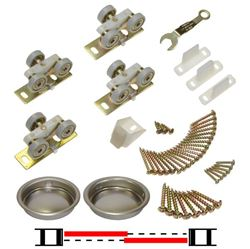 Picture of 10311012 100SD 2-Door Part Set