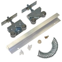 Picture for category Pocket Door Hardware Sets  sc 1 st  Johnson Hardware & Pocket Door Hardware | Johnsonhardware.com | Sliding | Folding ...