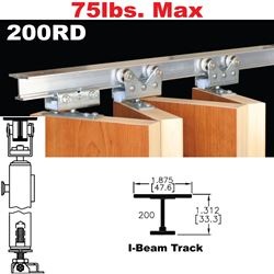 Picture of 200RD Multi-Fold Door Hardware