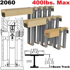 Picture of 2060 Series Heavy-Duty Pocket Door Frame Kits