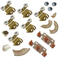 Picture of 22313853 2200F 3-Door Part Set, Twin Wheel Hanger