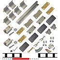 """Picture of 200WG 48"""" 1-Door Hardware Set"""