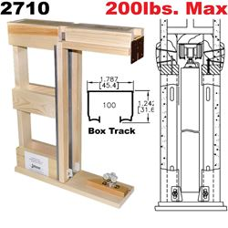 Picture of 2710 Series Prefabricated Pocket Door Frame Kits