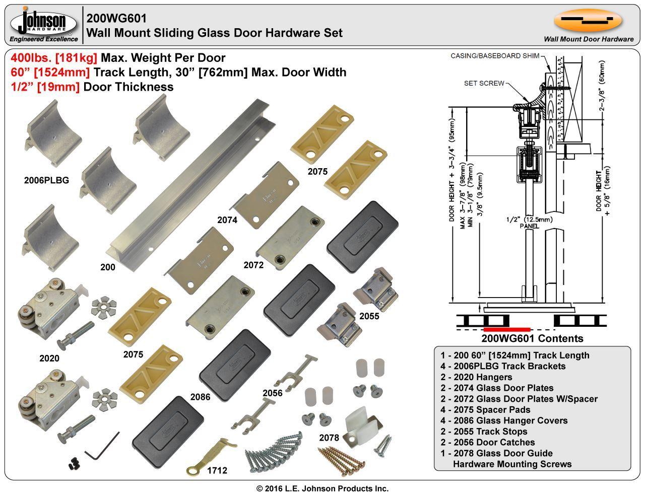 Picture Of 200wg 30 1 Door Hardware Set