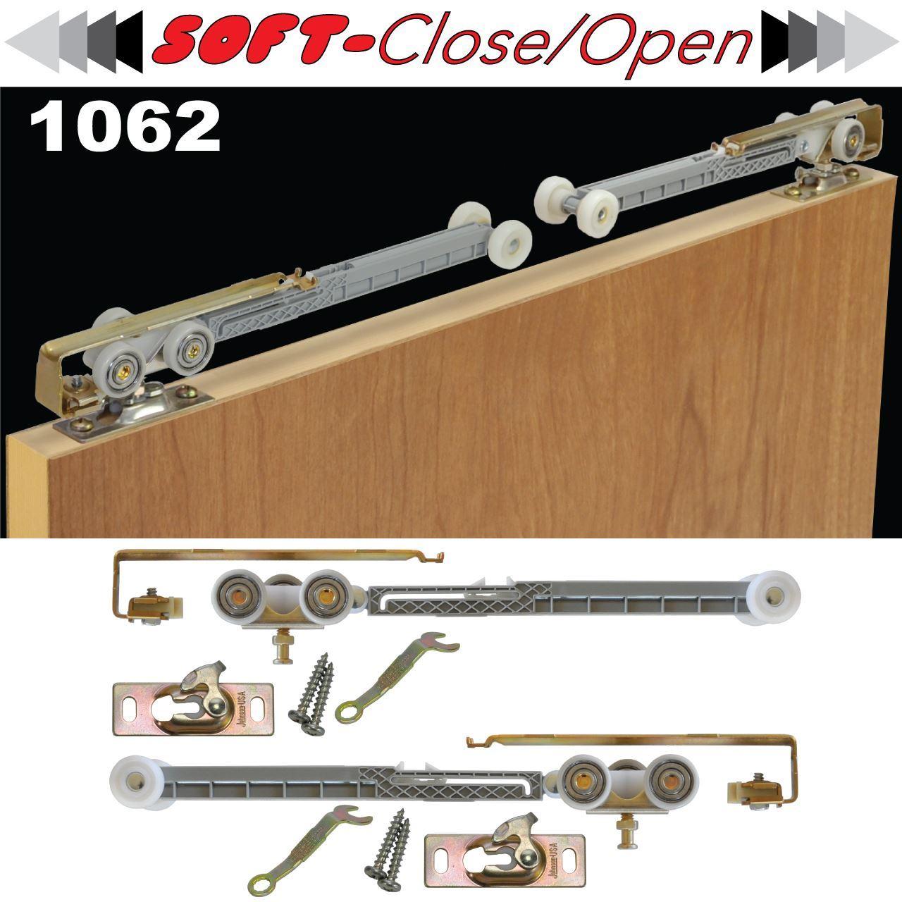 1062 Soft Close Kit Johnsonhardware Sliding Folding
