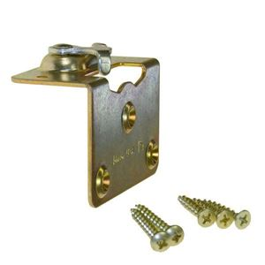 """Picture of 1124 1-3/4"""" [44mm] Side Mount Hanger Plate"""