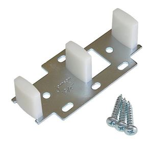 """Picture of 2034 1-3/4"""" [44mm] Bypass Door Guide"""
