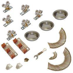 Picture of 11311853 118F 3-Door Part Set, Ball Bearing Wheel Hanger
