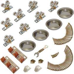 Picture of 11311854 118F 4-Door Part Set, Ball Bearing Wheel Hanger