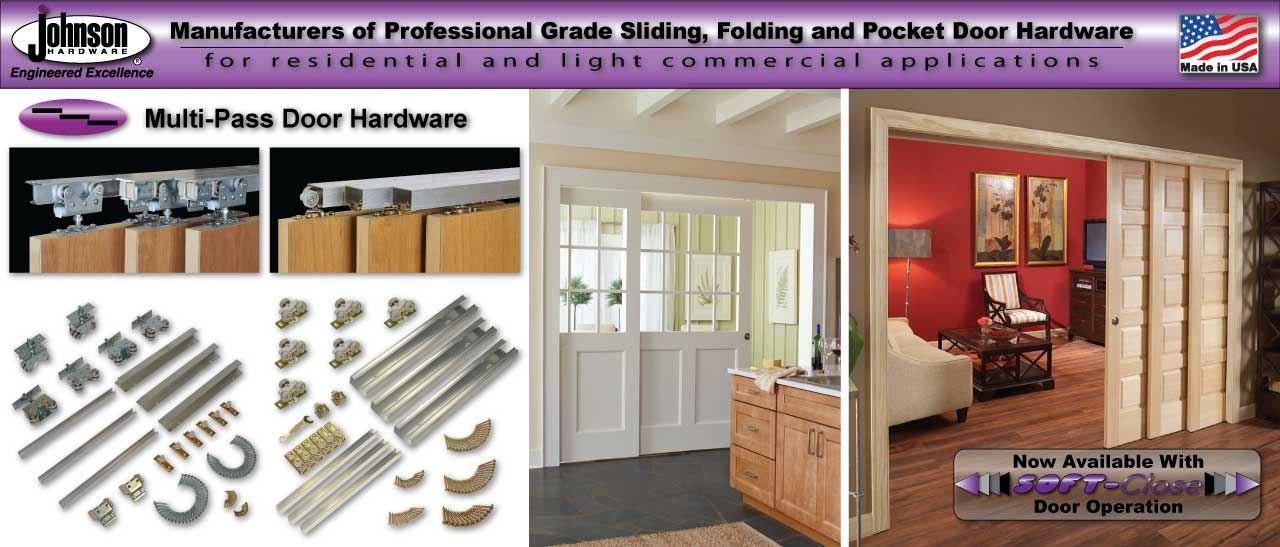 Johnsonhardware.com   Sliding   Folding   Pocket Door Hardware