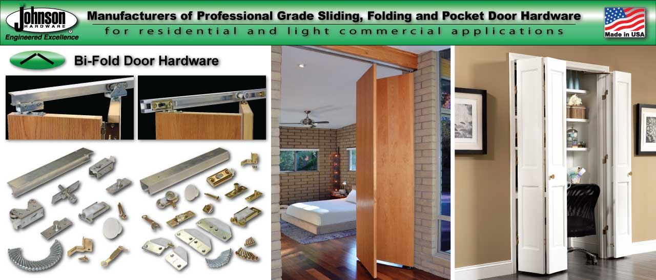 Johnsonhardware.com | Sliding | Folding | Pocket Door Hardware