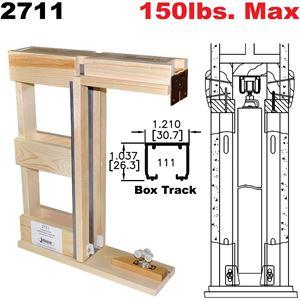 2711 Series Prefabricated Pocket Door Frame Kits