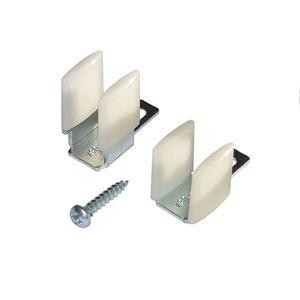 Picture of 2081PLBG Pocket Glass Door Guide Set