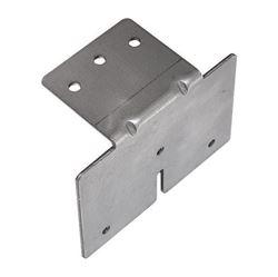 Picture of 512080 Passage End Jamb Bracket, Steel Stud Frame