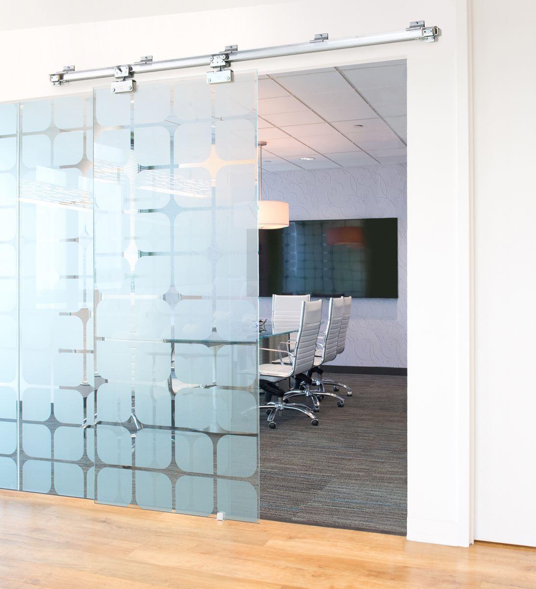 Johnson Hardware 200wg Wall Mount Sliding Glass Door