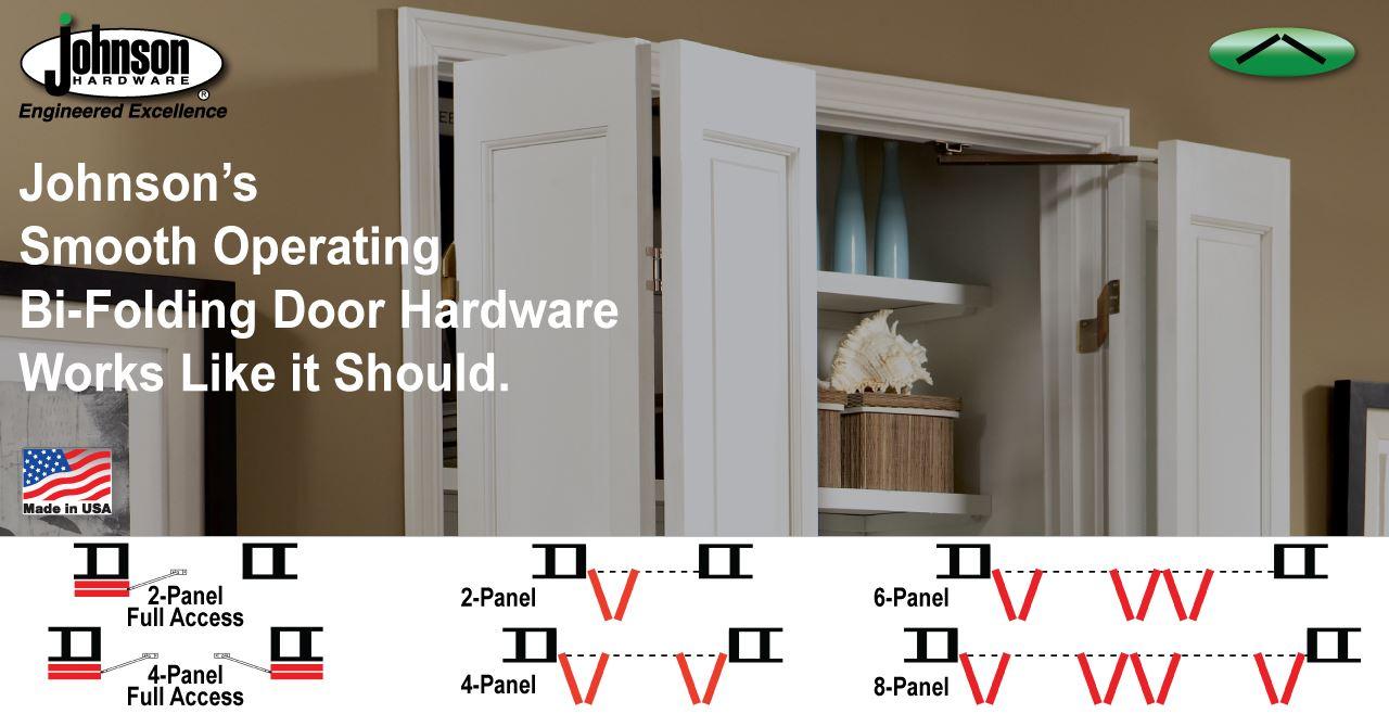 200fd Bi Fold Door Hardware